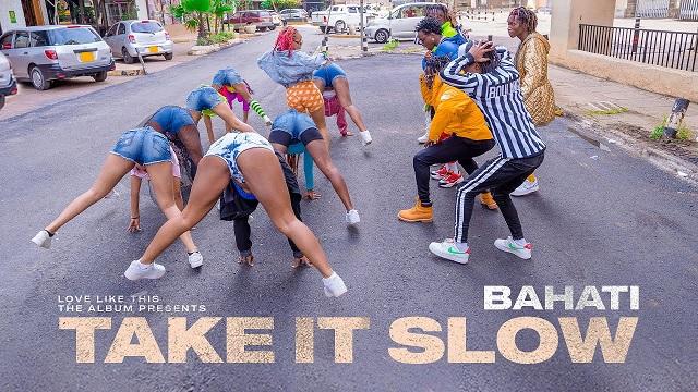 Bahati Take It Slow Video