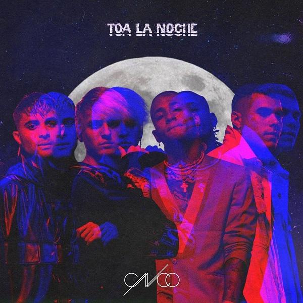 CNCO Toa La Noche Lyrics