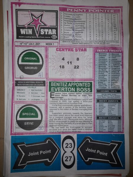 week 1 winstar 2021 page 1