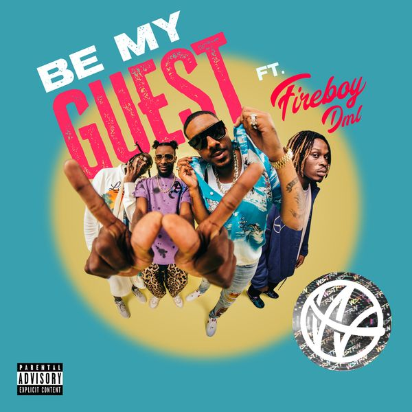 WSTRN Be My Guest