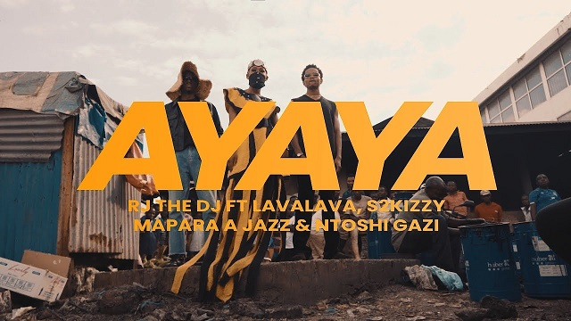 RJ The DJ Ayaya Video