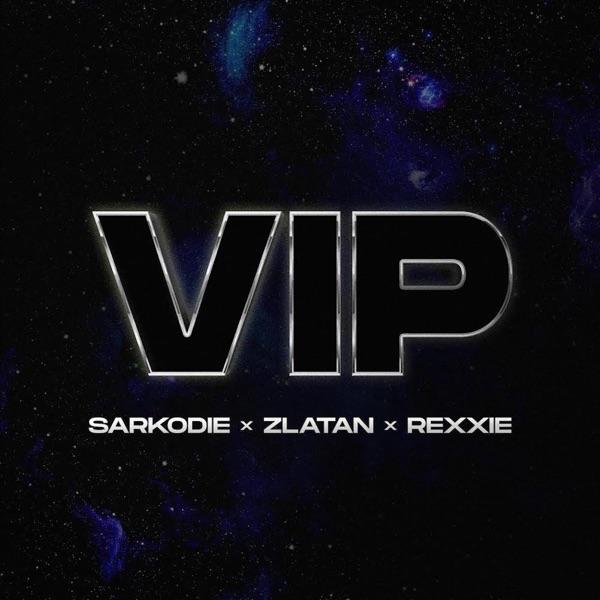 Sarkodie VIP